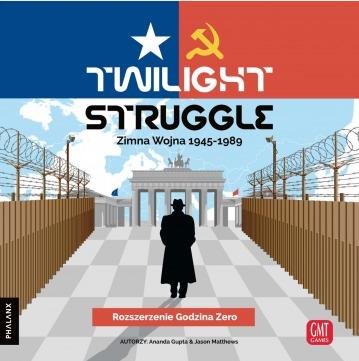 Twilight Struggle: Zimna Wojna 1945 - 1989 - Godzina Zero