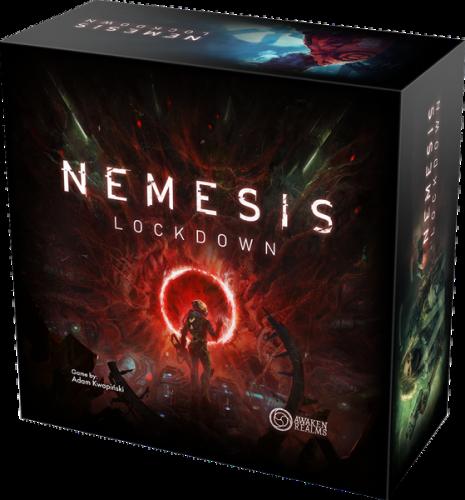 Nemesis: Lockdown + Sundrop (polska edycja Kickstarter)