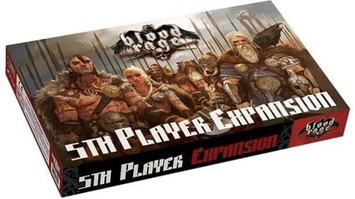 Blood Rage: 5th Player Expansion (Rozszerzenie dla 5. gracza)