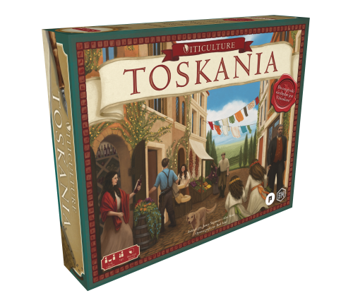 Viticulture: Toskania (edycja polska)