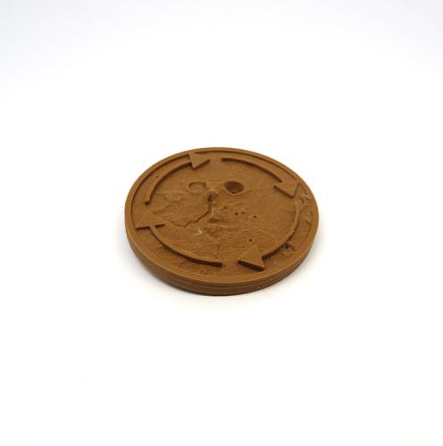 Moneta do gry Terraformacja Marsa
