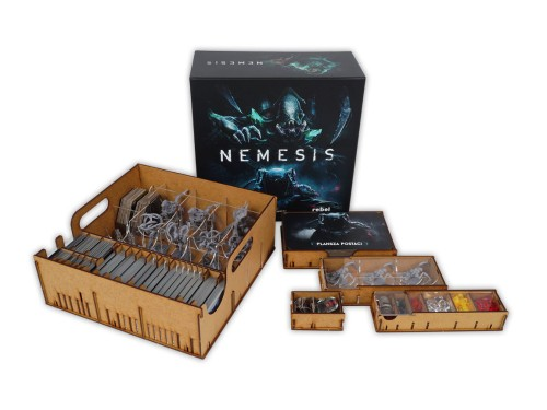 Insert do gry Nemesis