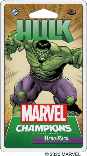 Marvel Champions: The Card Game - The Incredible Hulk