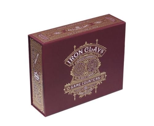 Brass: Iron Clays 200 Printed Box