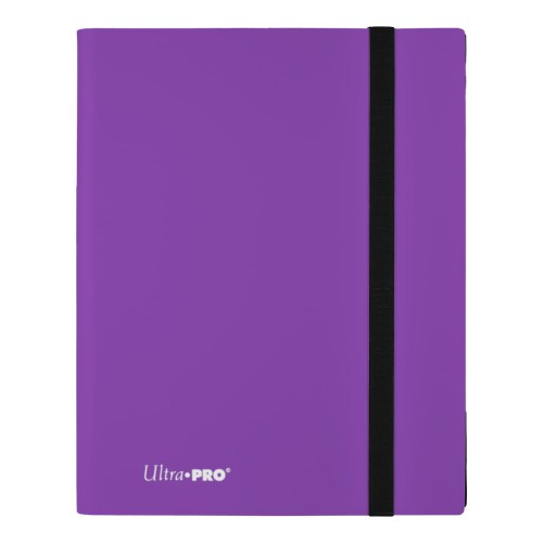 Klaser Ultra-Pro Pro-Binder Eclipse na 360 kart - Royal Purple (fioletowy)