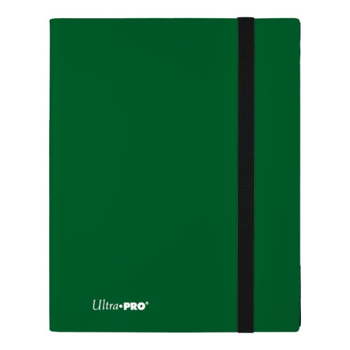 Klaser Ultra-Pro Pro-Binder Eclipse na 360 kart - Forest Green (zielony)