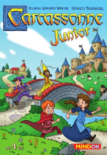 Carcassonne Junior (Dzieci z Carcassonne)