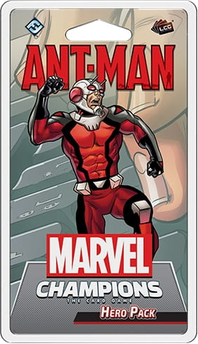 Marvel Champions: The Card Game - Ant Man Hero Pack