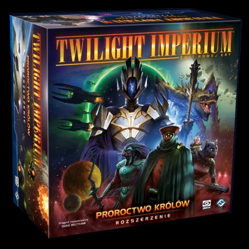Twilight Imperium : Świt Nowej Ery - Proroctwo Królów
