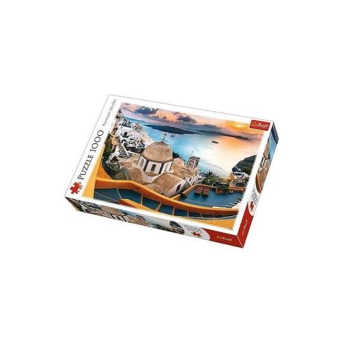 Puzzle 1000 Bajkowe Santorini