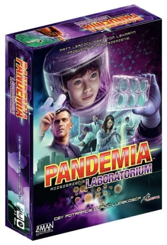 Pandemia (Pandemic) - Laboratorium