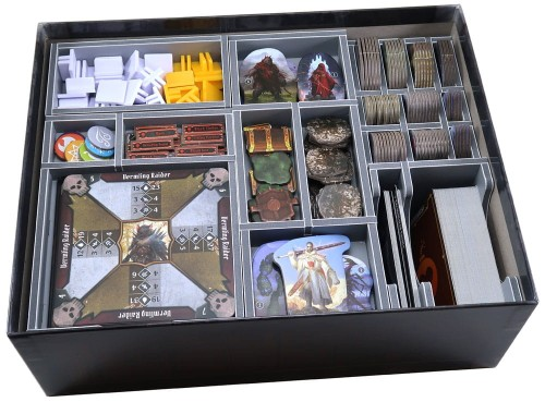 Folded Space: organizer do gry Gloomhaven: Jaws of the Lion