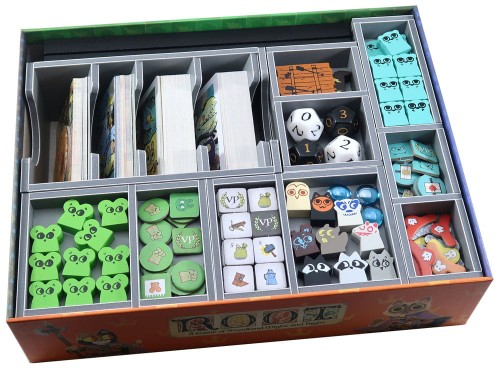 Folded Space: organizer do gry Root