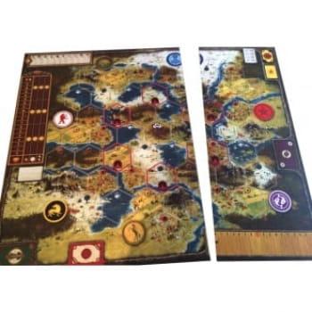 Scythe: Rozszerzona plansza do gry