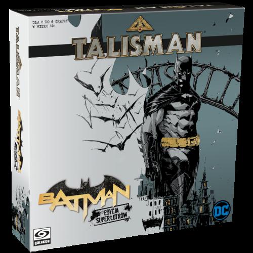Talisman: Batman - edycja Superłotrów