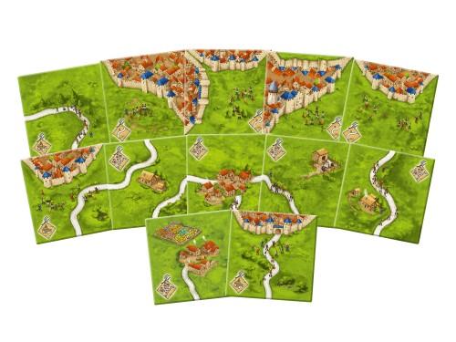 Carcassonne: Bunt Chłopów - Peasant Revolt (druga edycja)