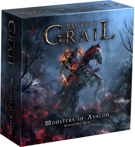 Tainted Grail: Upadek Avalonu - Monsters of Avalon