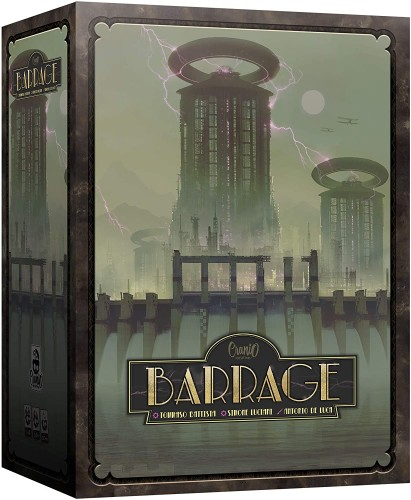 Barrage (edycja angielska)