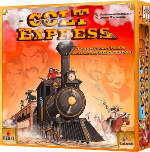 Colt Express + mata do gry