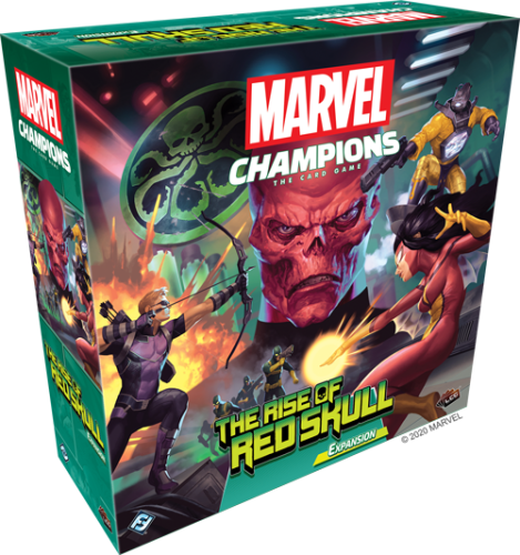 Marvel Champions: The Card Game  The Rise of Red Skull