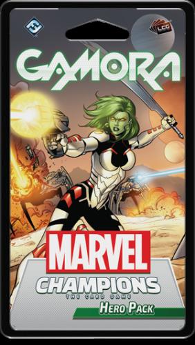 Marvel Champions: The Card Game - Gamora Hero Pack