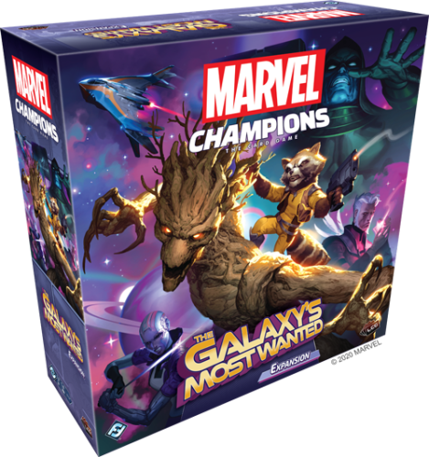 Marvel Champions: The Card Game  Galaxy's Most Wanted
