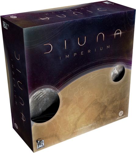 Diuna: Imperium (edycja polska) + karta promo Jessika z Arrakis