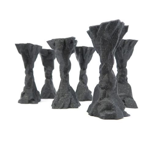 Elementy zamienne do gry Gloomhaven: Kamienne kolumny