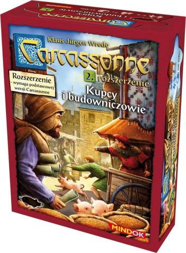 Carcassonne: 2. Kupcy i Budowniczowie (druga edycja)