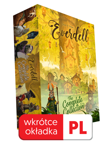 Everdell - Complete Collection (edycja polska)