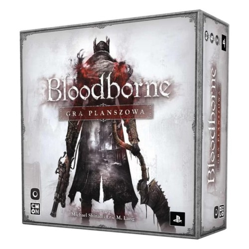 Bloodborne: Gra Planszowa