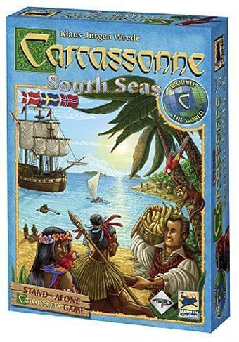 Carcassonne: South Seas (edycja niemiecka)