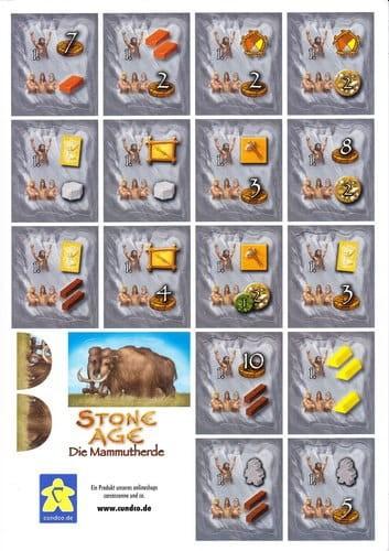 Stone Age: The Mammoth Herd (Epoka Kamienia)