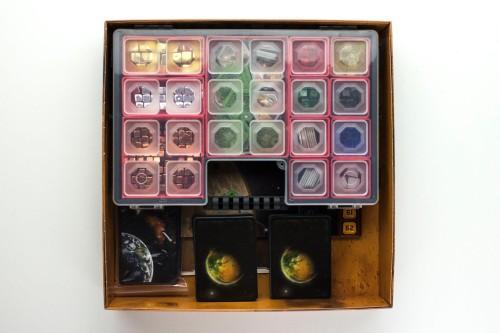 Organizer - zestaw do gry Terraformacja Marsa