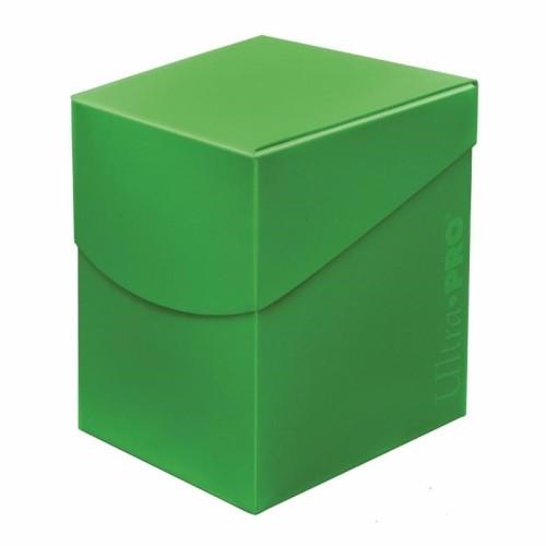 Pudełko na karty Eclipse PRO 100+ Lime Green