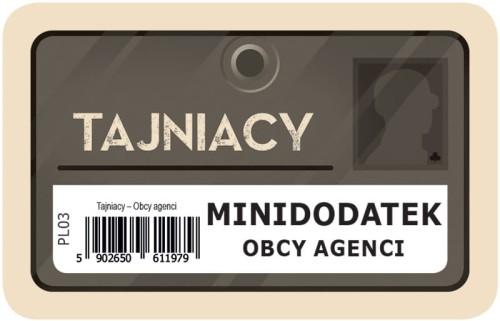 Tajniacy: Obcy Agenci