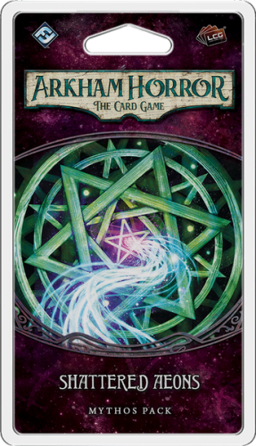 Arkham Horror: The Card Game - The Shattered Aeons