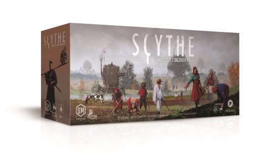 50ca47f4404b97 Scythe: Najeźdźcy z dalekich krain Mepel