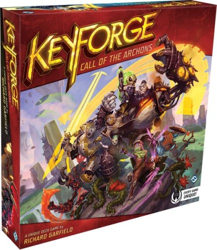 KeyForge: Call of the Archons