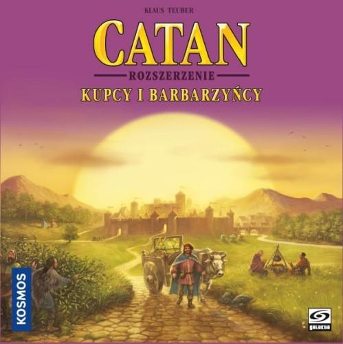 Catan (Osadnicy z Catanu): Kupcy i barbarzyńcy