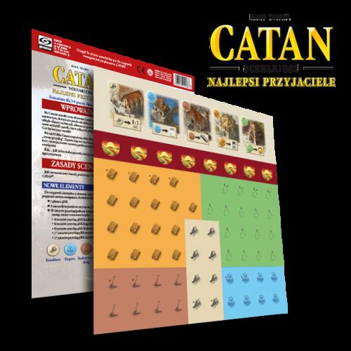 Catan (Osadnicy z Catanu): scenariusz Najlepsi Przyjaciele