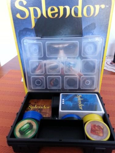 Organizer - zestaw do gry Splendor