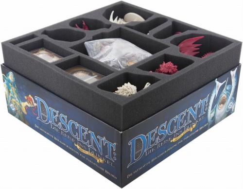 Organizer z pianki do gry Descent: Wędrówki w Mroku (druga edycja)