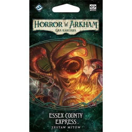 Horror w Arkham: Gra Karciana - Essex County Express