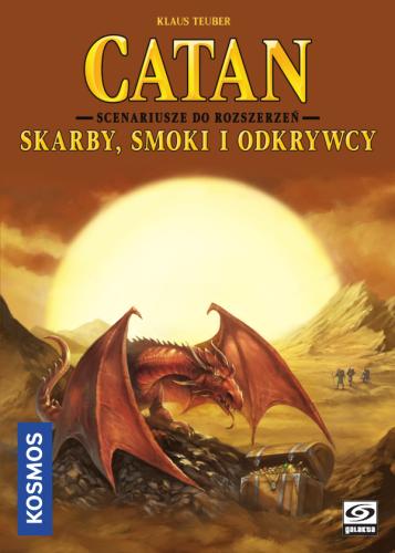 Catan: scenariusz Skarby, Smoki i Odkrywcy