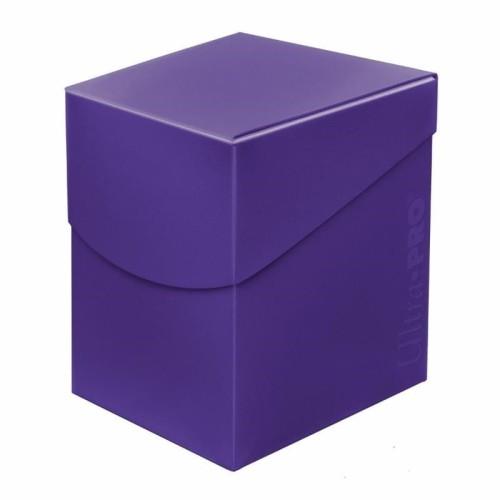 Pudełko na karty Eclipse PRO 100+ Royal Purple