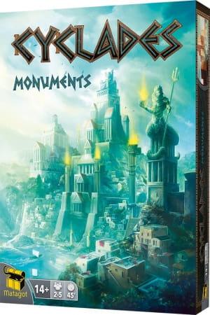 Cyclades: Monuments (Cyklady: Monumenty)