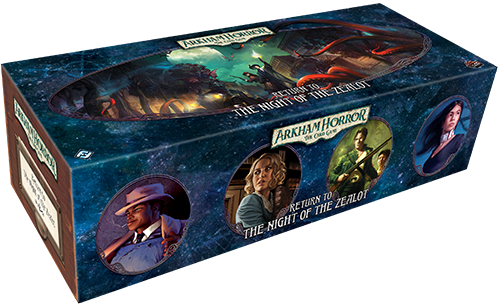 Arkham Horror: The Card Game - Return to the Night of the Zealot