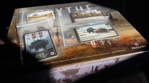 Scythe: karty promocyjne - Kickstarter - zestaw 1