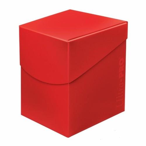 Pudełko na karty Eclipse PRO 100+ Apple Red